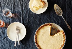 A Thanksgiving Pie to Freeze Instead of Bake