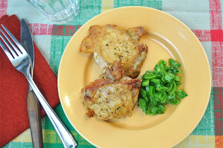 Picnic Perfect Roasted Chicken