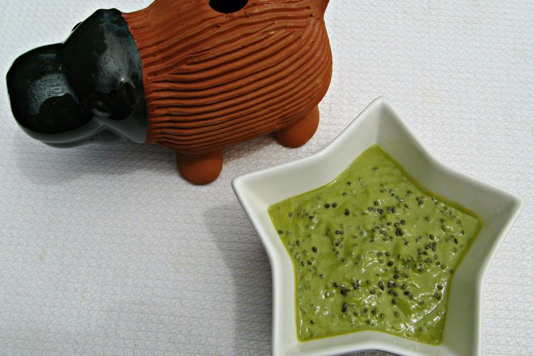 Green Goodness Ch-Ch-Ch Chia Dressing