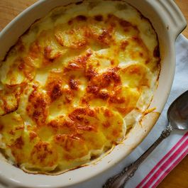 How to Make Potato Gratin Without a Recipe