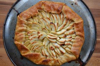 Apple Galette Recipe On Food52