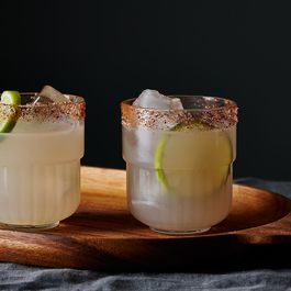 Mid-Winter Margarita