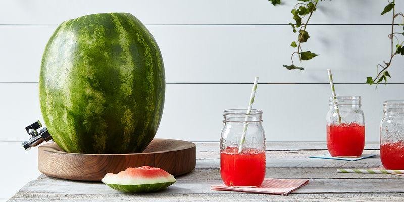 Stick it to the melon!