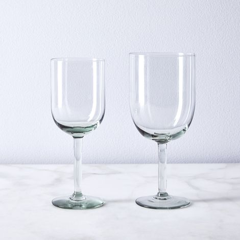 Ngwenya Recycled Glass Wine Glasses