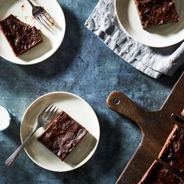 Brownies by Ines Le Cannellier