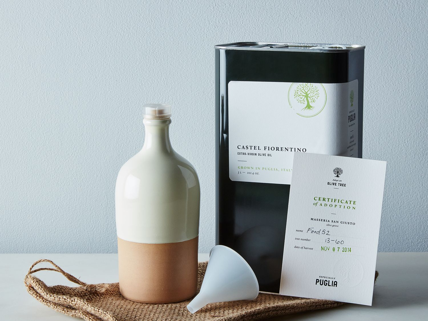 Adopt An Olive Tree Gift Box Subscription On Food52