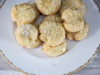 It's Not Christmas Until You Bake These Norwegian Butter Cookies