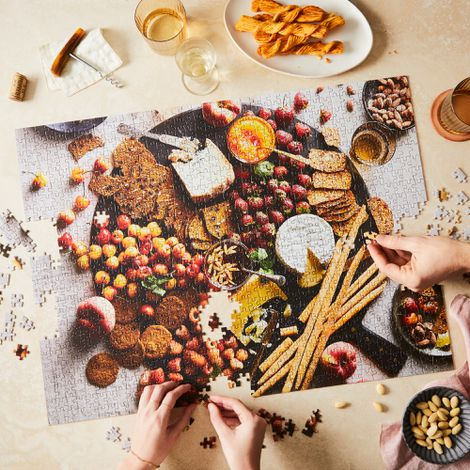 Food52 Berry Nice Cheese Board Jigsaw Puzzle