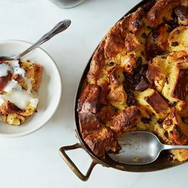 How to Make Bread Pudding Without a Recipe