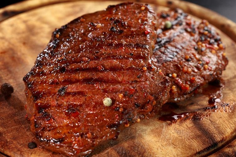 Spicy Chipotle Steak