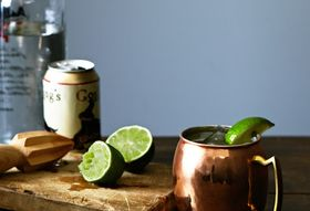 From-Scratch Holiday Gift Idea: The Perfect Moscow Mule Mug, with All the Right Ingredients