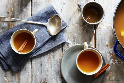 Delicately Fragrant Mulled Cider (in the Crock-Pot)