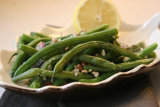 Green Bean Summer Salad