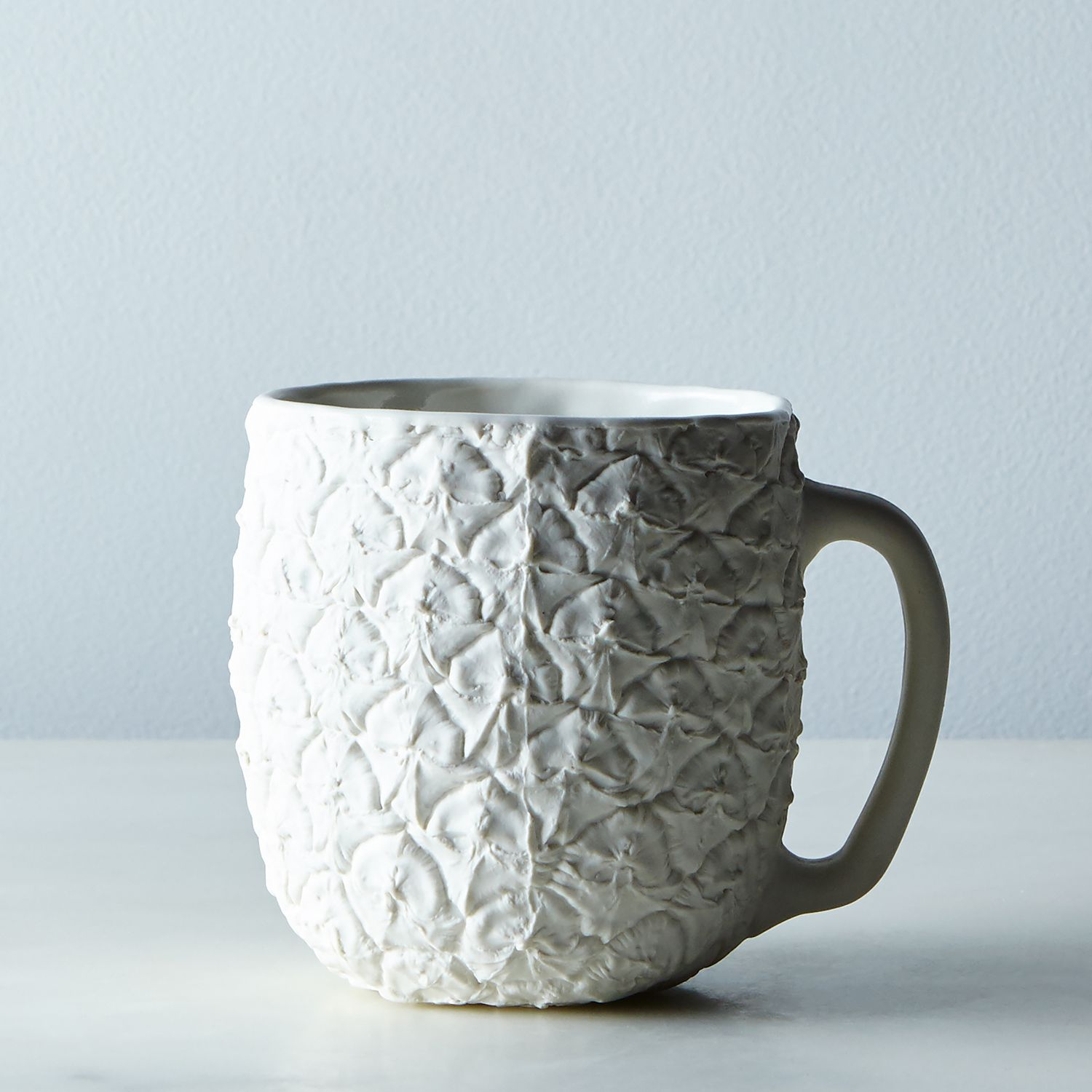 Porcelain Pineapple Mug On Food52
