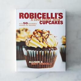 Robicelli's: A Love Story, with Cupcakes, Signed Cookbook