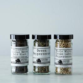Whole Peppercorns (Set of 3)