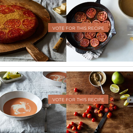 Vote for a Winner of Your Best Fresh Tomato Showstopper!