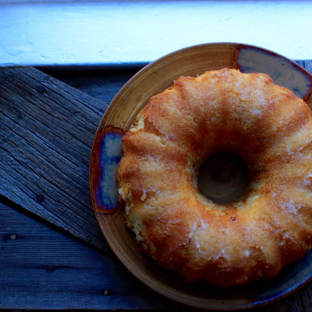 Boozy Holiday Rum Cake Recipe On Food52