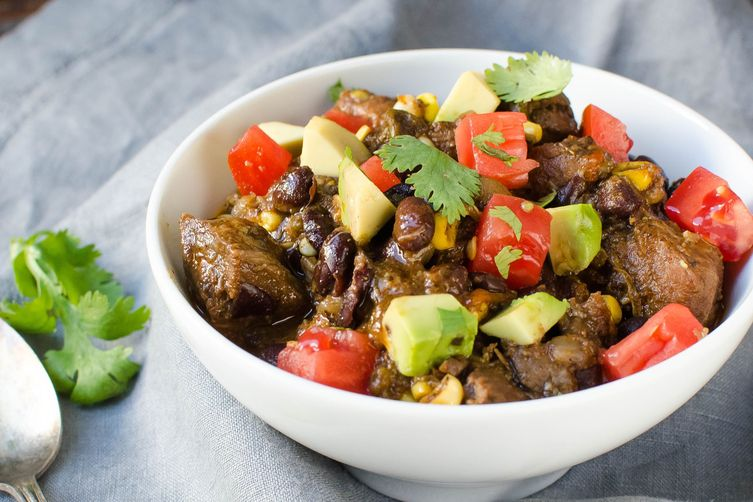 Tex-Mex Braised Pork Stew