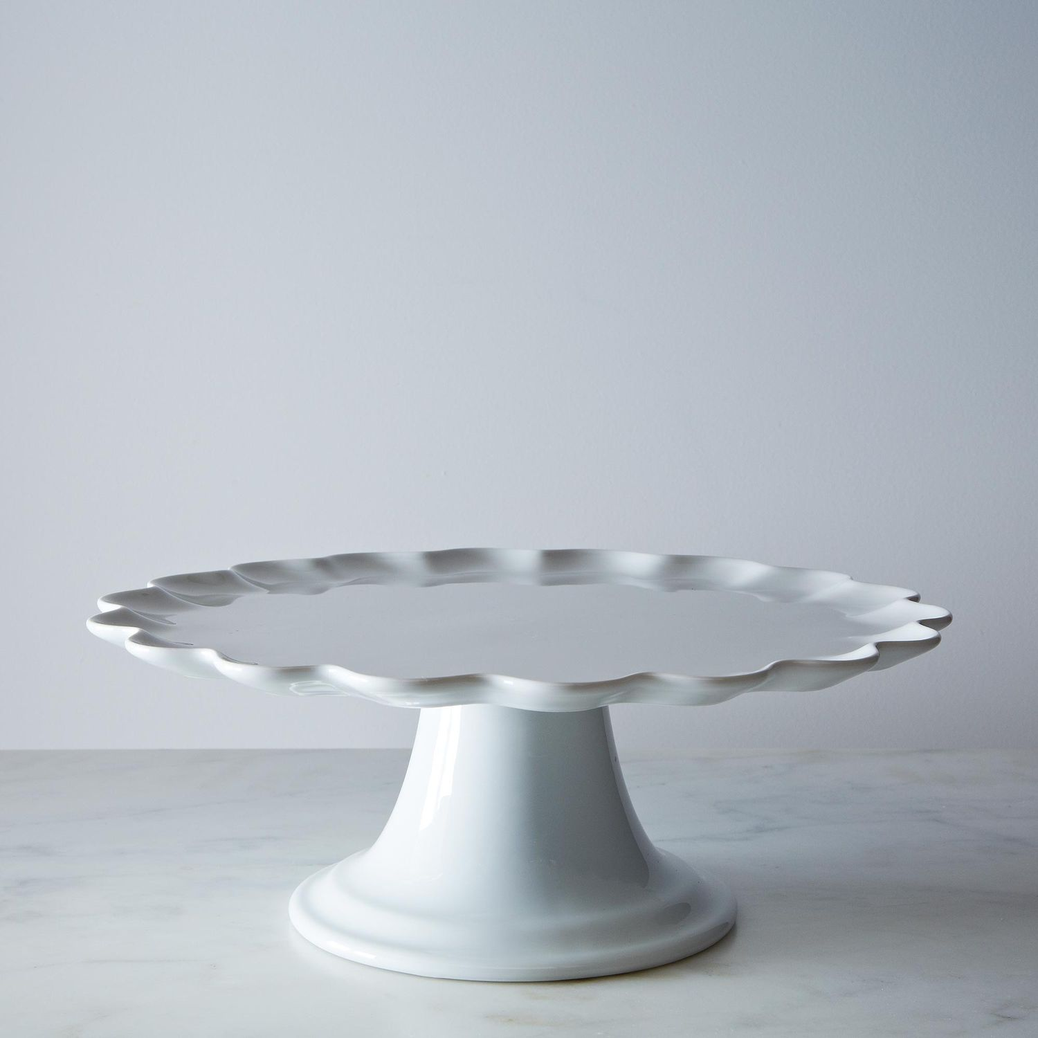 Pillivuyt Patisserie Footed Cake Stand On Food52