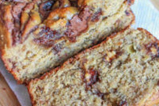 Crock Pot Banana Bread with Chocolate Chunks