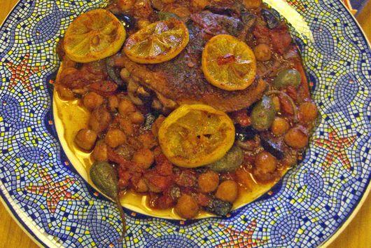 Chicken Morocco