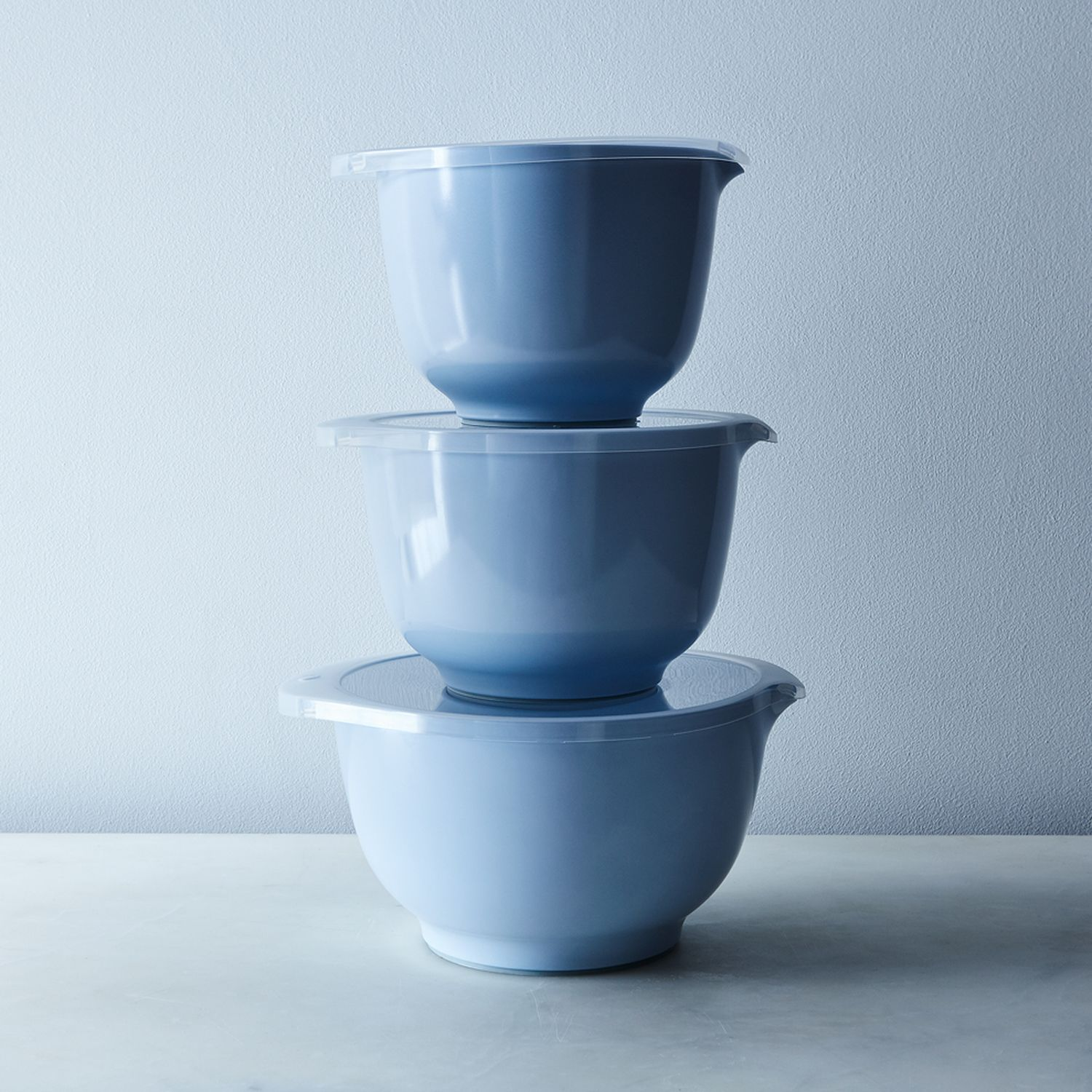 Food52 x Rosti Mepal Margrethe Nested Mixing Bowls & Specialty Lids on Food52