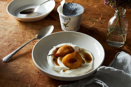 Roasted Pears Meet Apple Cider and Cardamom, The Brunch Crowd Goes Wild
