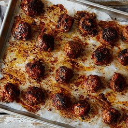Meatballs by Mary-Ann