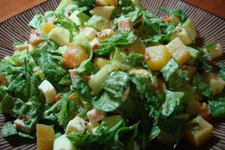 Winter Cobb Chopped Salad