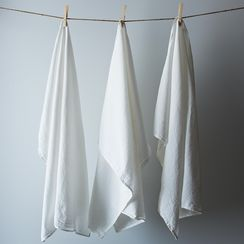 Flour Sack Tea Towel (Set of 3)