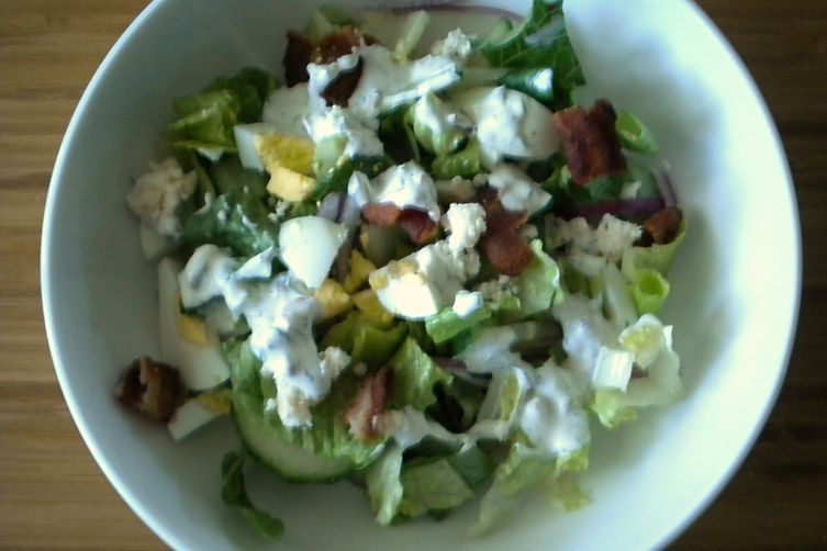 A Dilly of a Chopped Salad