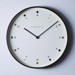 Mr. Clarke Dot Dial Wall Clock