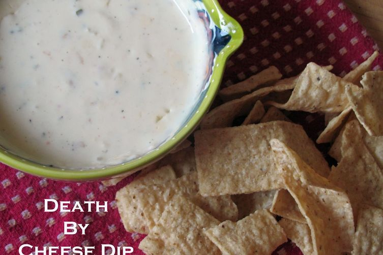 Death-By-Cheese Dip