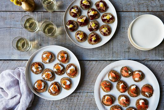 48 Cheers-Worthy Recipes for New Year's Eve