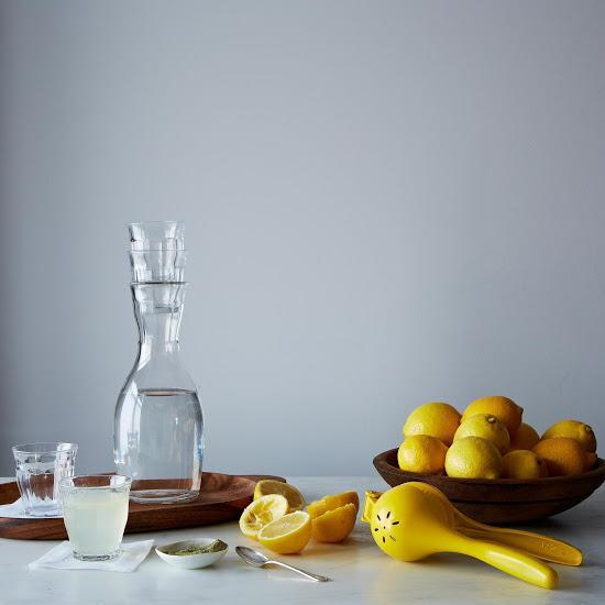 Citron Pressé from Food52