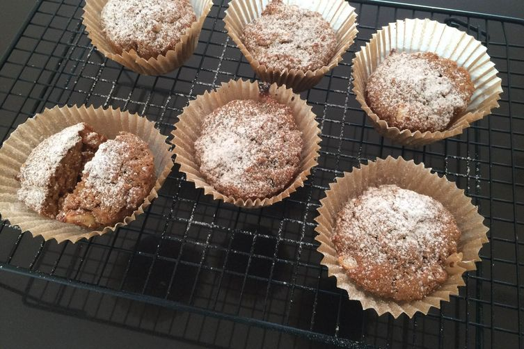 Gingerbreadspice muffins