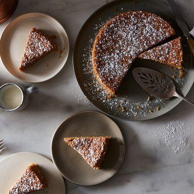 For Lighter Never Dry Sponge Cake Try This Alternative