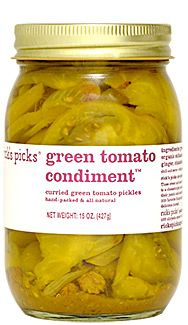 Green Tomato Condiment