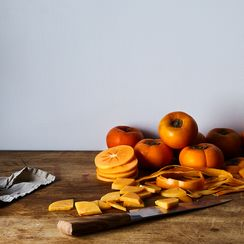How Persimmons Brought My Parents Together
