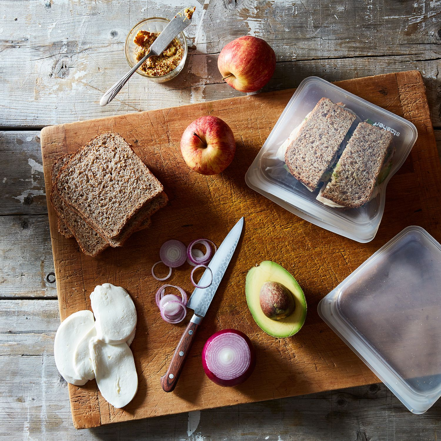 6 Tips For A Kitchen You Can Love For A Lifetime: Reusable Silicone Storage Bags On Food52