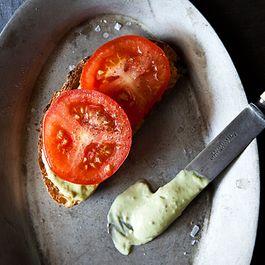 A Tomato Sandwich Worthy of a Little Bacon