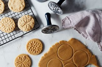 Ginger Stamp Cookies Recipe On Food52