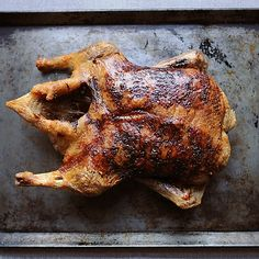 Slow Roast Duck
