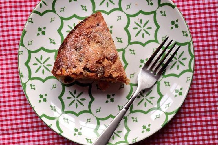 Sweet Mincemeat & Carrot Cake