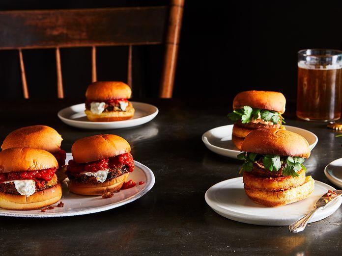 Are Sliders Just Mini Sandwiches?