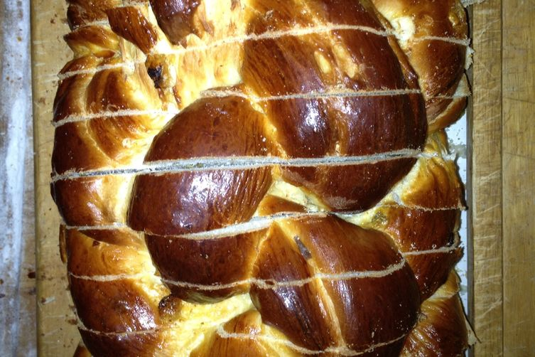 Amazing Over-the-top Challah