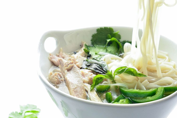 Shortcut Chicken Pho