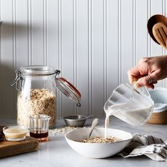 Quick-Soaked Oats Are Our New Weekday Breakfast Hero
