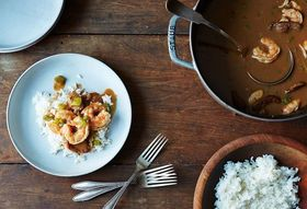 Granny Lee's Legendary, Five-Generation Seafood Gumbo